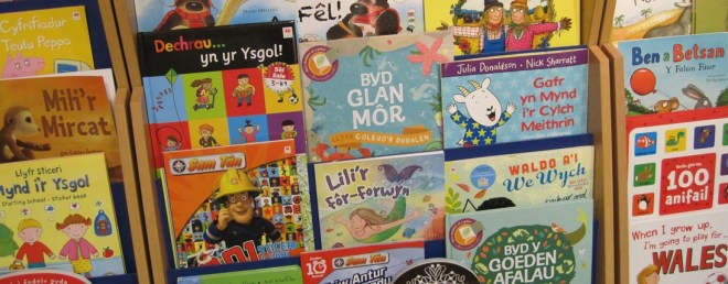 Welsh language books