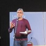 Daljit Nagra reading poetry