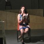 Poet Bethany Rivers