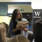 Writer Jasmine Donahaye