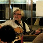 Boyd Clack performing at Octopoet