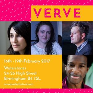 Verve Poetry Festival