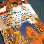 poetry book Roy McFarlane