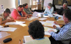 Edward Thomas 100 creative writing workshop