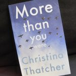 Poetry Book - More than you were
