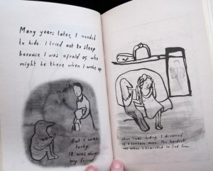 Illustrations in The Book Thief