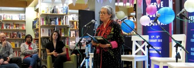 Pascale Petit at Verve Poetry Festival