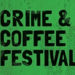 Crime & Coffee festival banner