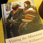 Visiting the Minotaur - poetry by Claire Williamson