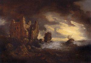 Peele Castle in a Storm