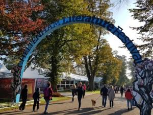 Cheltenham Literature Festival 2021