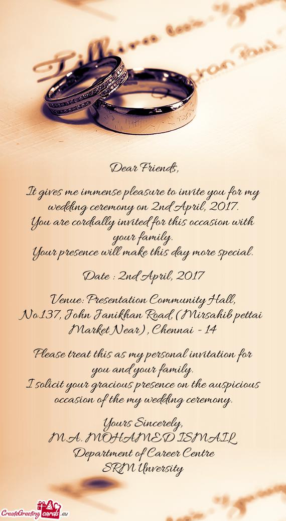 Create Wedding Invitation Website