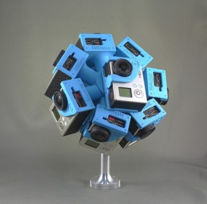 The 360 Heros spherical mount (Image by 360Heroes.com