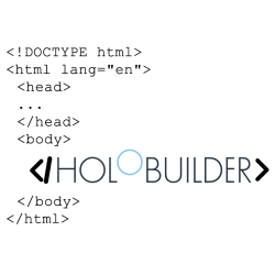 Embedding your HoloBuilder projects