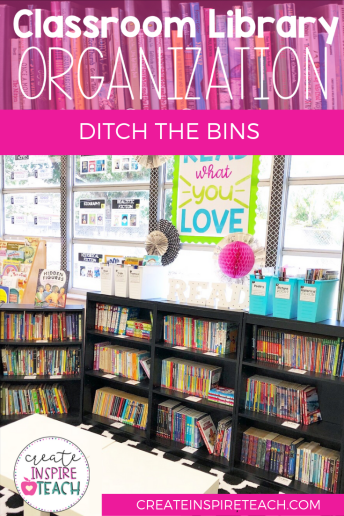 CLASSROOM organization system ditch the bins pinterest
