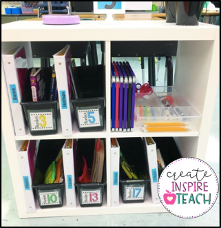 classroom organization cut the clutter supplies