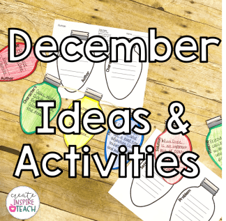 december ideas for classroom