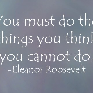 Inspirational Quote of the Week 10/18/2015