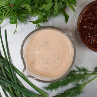 Vegan Chipotle Ranch Dressing