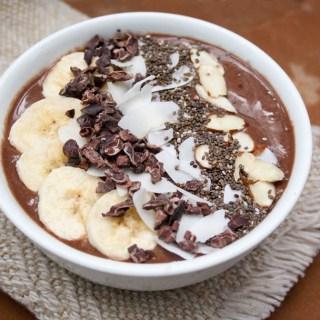 Cacao Acai Bowl