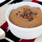 Mexican Chocolate Chia Pudding