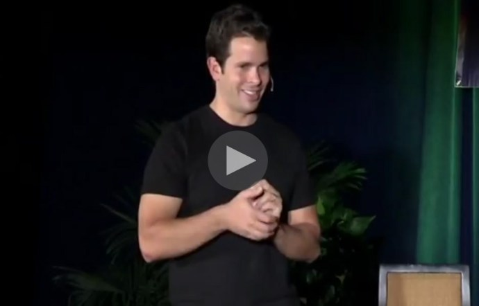 How to Reduce Stress - Nick Ortner video on reducing stress