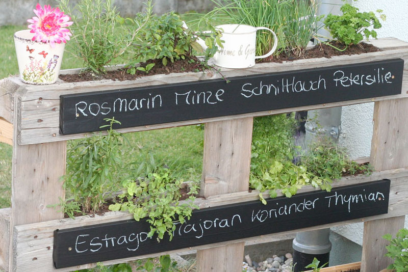 9 Creative Herb Garden Ideas Create Play Travel
