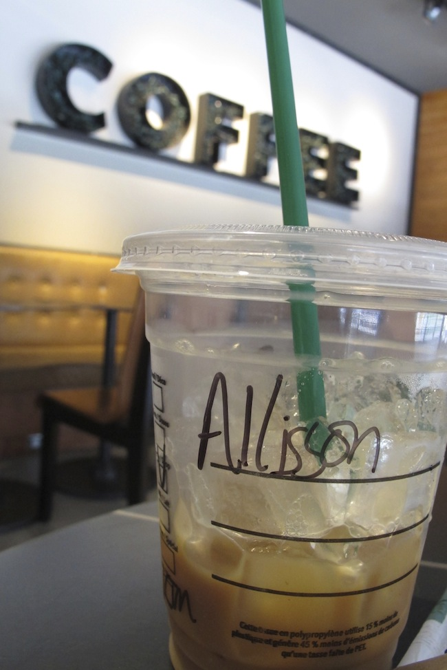 Coffee and Spelling