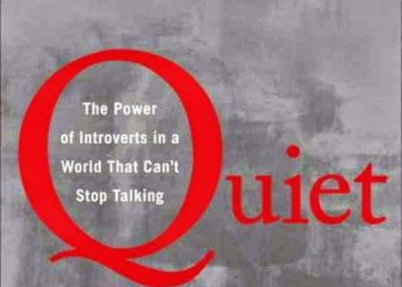Featured image for Quiet: The Power of Introverts in a World That Can't Stop Talking