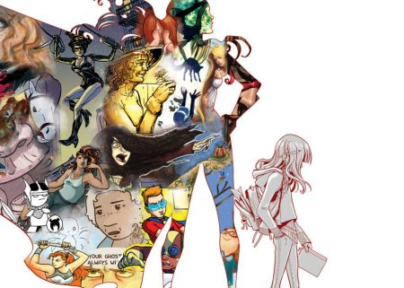 Featured image for Womanthology: Heroic