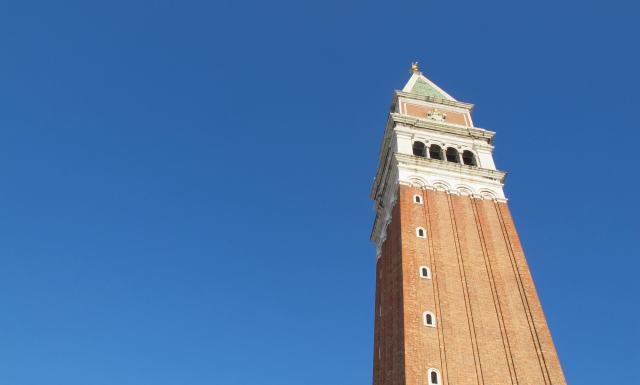 Venice - San Marco Tower