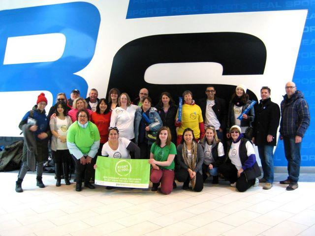 Partners for Mental Health - Toronto Volunteers