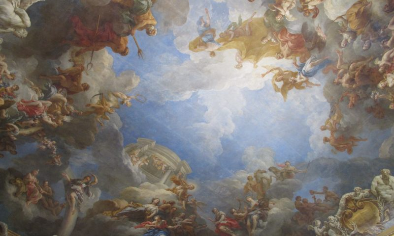 Versailles - Ceiling Mural