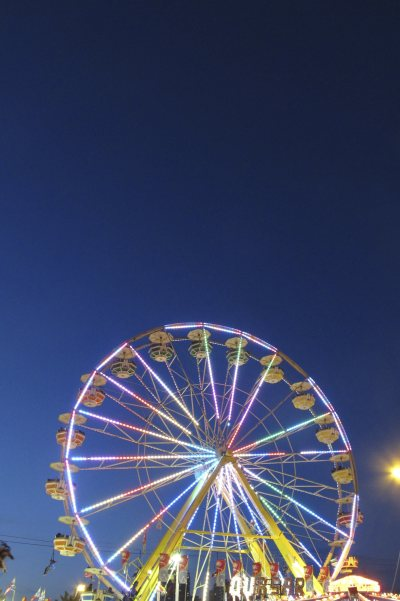 Ferris Wheel at the Ex