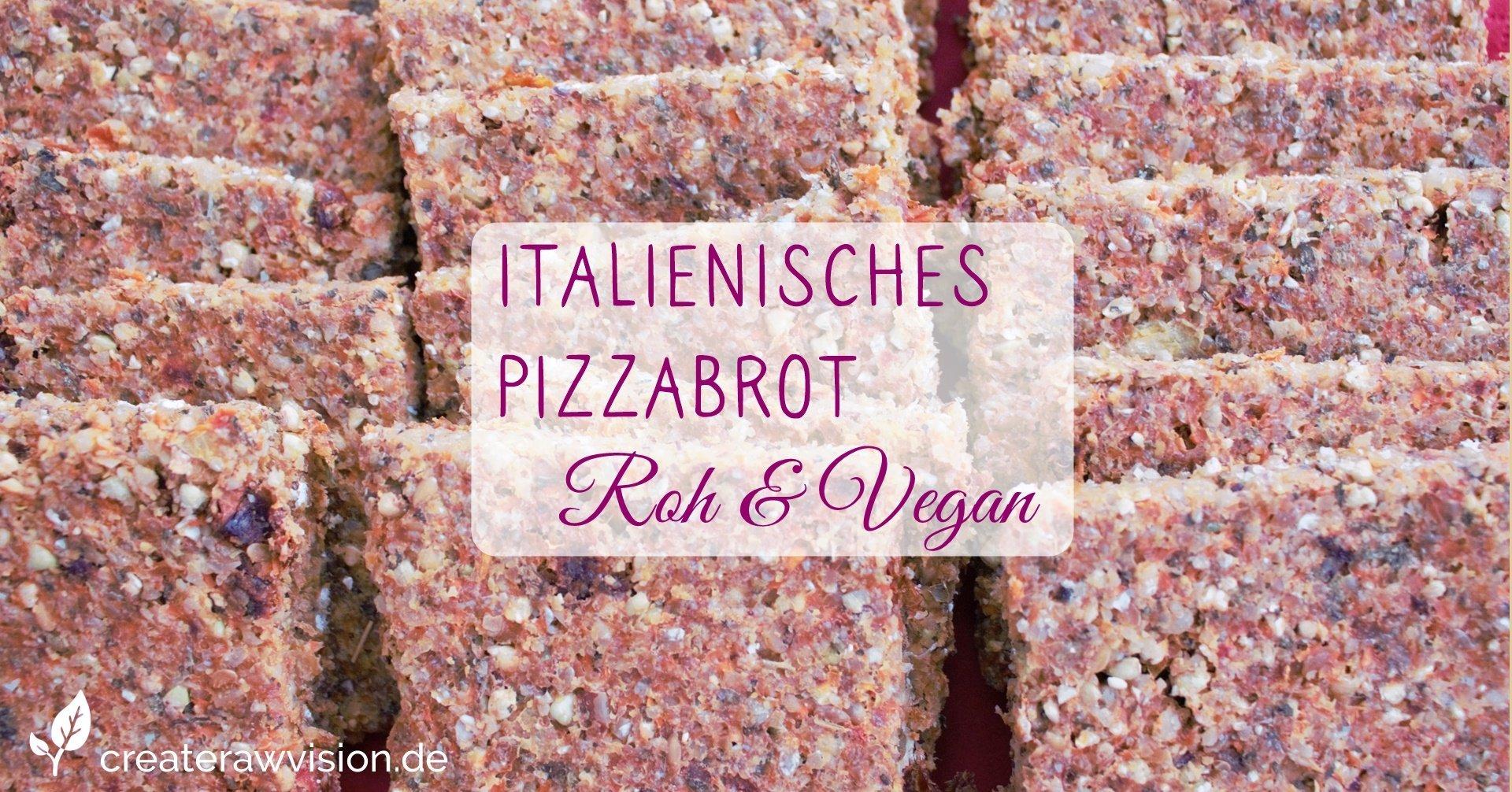 Italienisches Pizzabrot