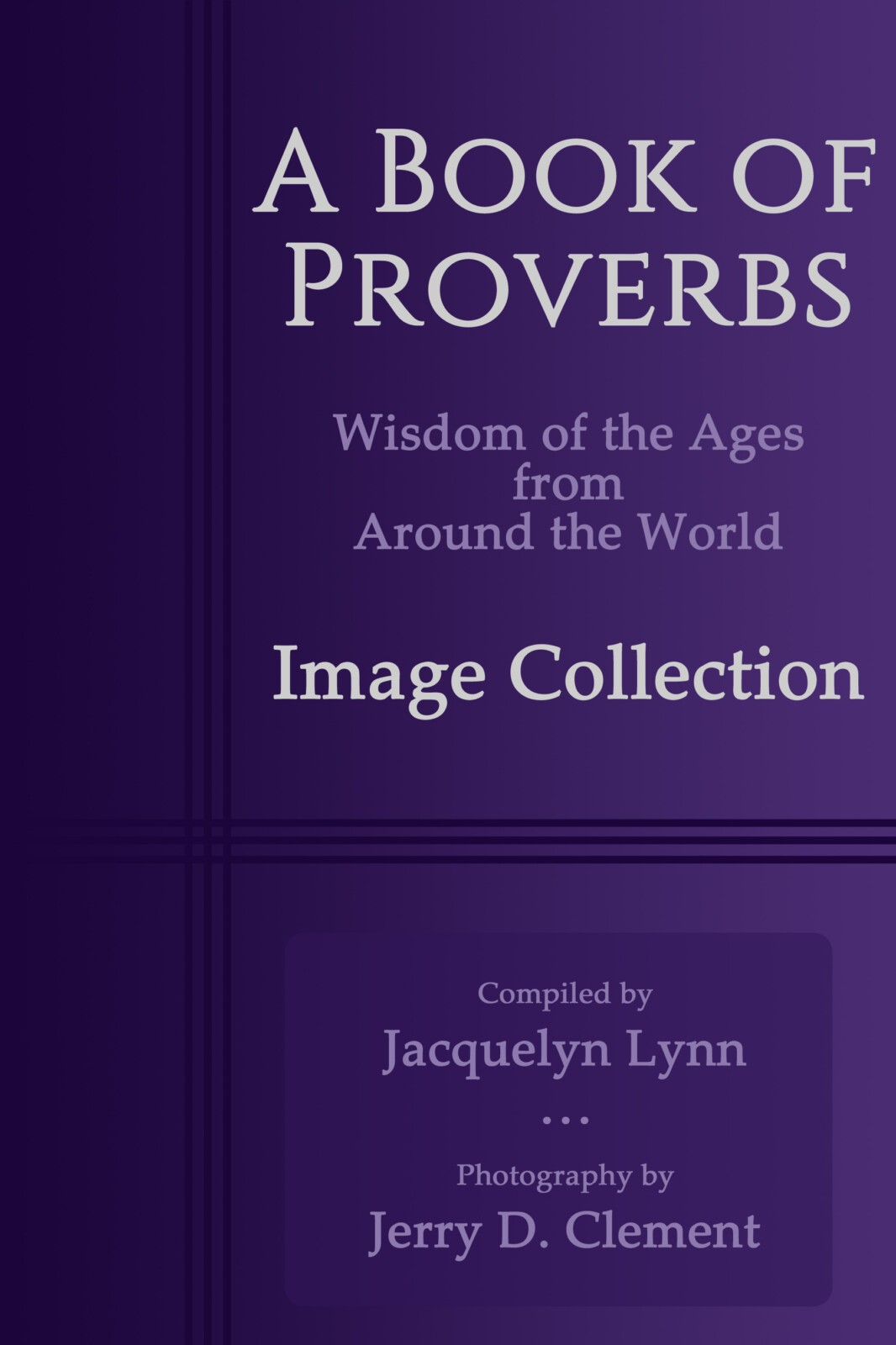 A Book Of Proverbs Image Collection