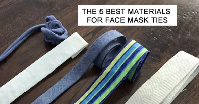 materials for face masks