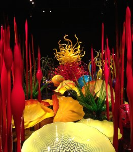 Inspiration nature Chihuly - photo Julia Braga- expo montreal 2013