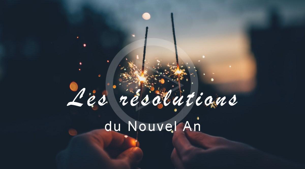 Image article : les résolutions du Nouvel An