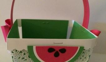 Watermelon for August Club