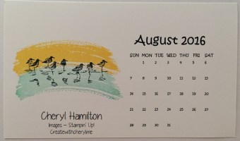 Wetlands for August