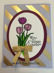 Create with Cheryl Louella's card
