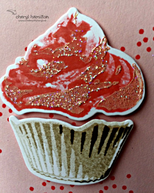 Createwithcheryl Sweet Cupcake