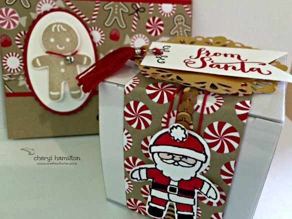 Createwithcheryl Gingerbread 3