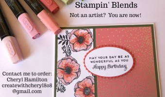 Stampin' Blends Showcase