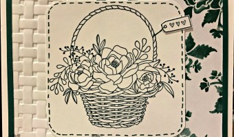 Blossoming Basket… Last Call for Sale-a-Bration!