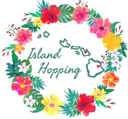 Island Hopping between Maui and Big Island #CreateWithCheryl