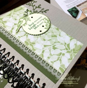 #createwithcheryl #journaling #cherylhamilton #gifts