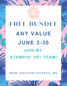 Join My Team Promotion June 2020
