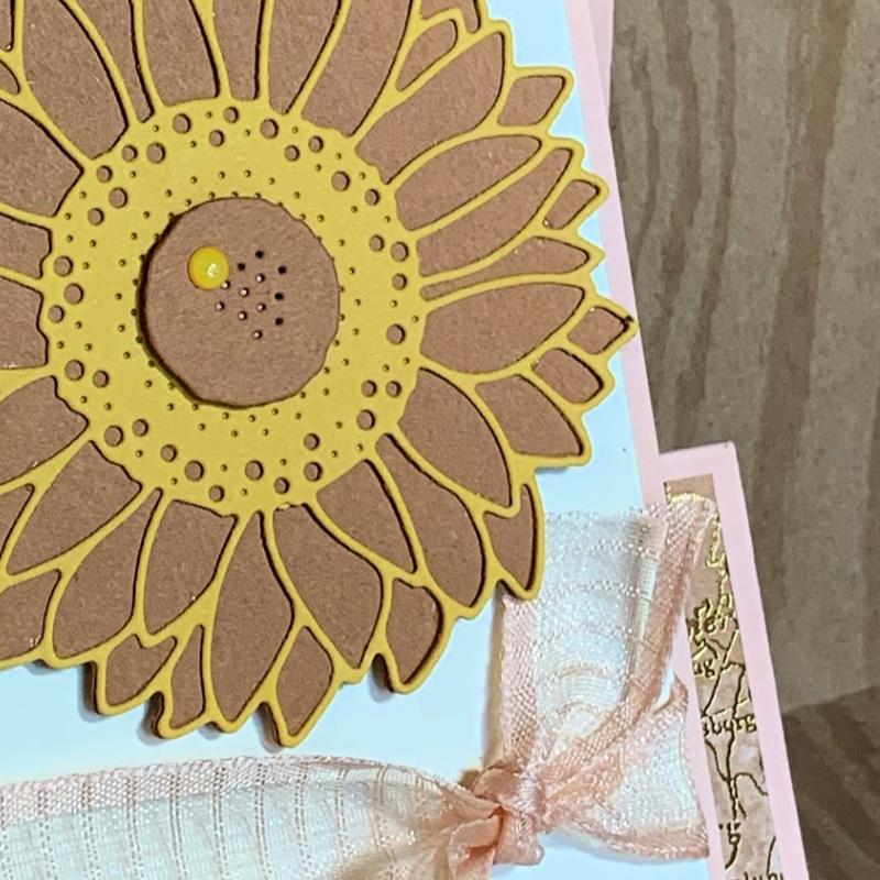 Celebrate Sunflowers Card Cheryl Hamilton